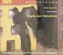 Concerto per violino - Isle of Bliss - CD Audio di Einojuhani Rautavaara,Elmar Oliveira,Leif Segerstam,Helsinki Philharmonic Orchestra