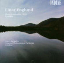 Concerti per pianoforte n.1, n.2 - CD Audio di Einar Englund