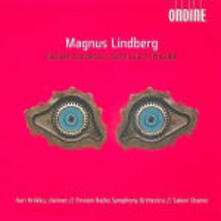 Concerto per clarinetto - Gran Duo - Corale - CD Audio di Magnus Lindberg
