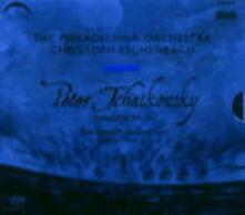 Sinfonia n.5 - SuperAudio CD ibrido di Pyotr Ilyich Tchaikovsky,Philadelphia Orchestra,Christoph Eschenbach