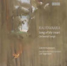 Songs of My Heart. Liriche orchestrali - CD Audio di Einojuhani Rautavaara,Leif Segerstam,Helsinki Philharmonic Orchestra,Gabriel Suovanen