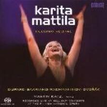 Helsinki Recital - SuperAudio CD ibrido di Karita Mattila