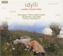 Idylli - Musiikkia.. - CD Audio