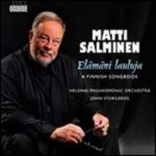Antologia di lieder finlandesi - CD Audio di Matti Salminen
