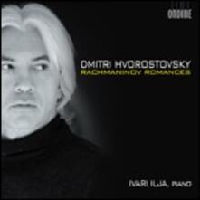 Romanze - CD Audio di Sergej Vasilevich Rachmaninov,Dmitri Hvorostovsky