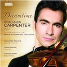 Dreamtime - CD Audio di David Aaron Carpenter