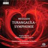 CD Turangalîla Symphony Olivier Messiaen