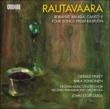 Rubaiyat - Into the Heart of Light - CD Audio di Einojuhani Rautavaara