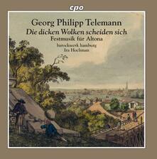 Festmusiken fur Altona - CD Audio di Georg Philipp Telemann