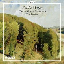 Trii con pianoforte op.13, op.16 - Notturno - CD Audio di Emilie Mayer,Trio Vivente