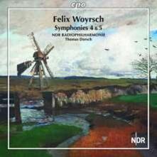 Sinfonie n.4, n.5 - CD Audio di Felix Woyrsch,NDR Radiophilharmonie