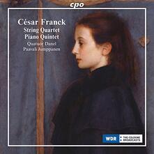 Opere cameristiche - CD Audio di César Franck,Quatuor Danel,Paavali Jumppanen