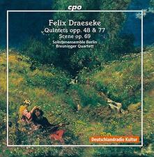 Musica da camera - CD Audio di Felix Draeseke