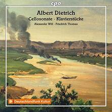 Musica da camera - CD Audio di Albert Dietrich