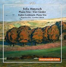 Musica da camera - CD Audio di Karl Goldmark,Felix Woyrsch