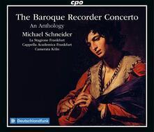 Concerti barocchi per flauto - CD Audio