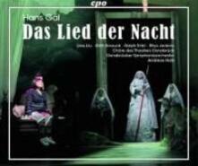 Das Lied der Nach - CD Audio di Hans Gal