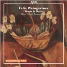 Ottetto op.73 - Sestetto op.33 - CD Audio di Felix Weingartner,Acht Ensemble