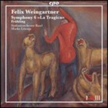 Opere per orchestra vol.6 - SuperAudio CD ibrido di Felix Weingartner
