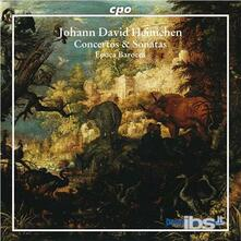 Concerti - Sonate - CD Audio di Johann David Heinichen