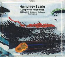 Sinfonie complete - CD Audio di BBC Scottish Symphony Orchestra,Humphrey Searle