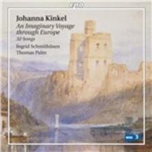 Viaggio Immaginario in Europa - CD Audio di Johanna Kinkel,Ingrid Schmithuesen