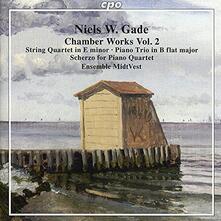 Chamber Works Vol.2 - CD Audio di Niels Wilhelm Gade