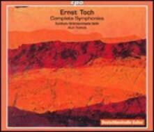 Sinfonie complete - CD Audio di Radio Symphony Orchestra Berlino,Ernst Toch