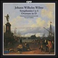 Sinfonie op.9, op.23 - Ouverture in Re - CD Audio di Johann Wilhelm Wilms,Howard Griffiths,NDR Radiophilharmonie