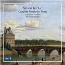 Sinfonie complete - CD Audio di La Stagione,Simon Le Duc