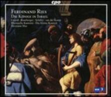 Die Konige in Israel - SuperAudio CD ibrido di Ferdinand Ries