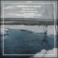 Sinfonia n.1 - 4 Lieder di preghiera e pentimenti su testi tratti dalle Sacre Scritture - CD Audio di Emil Niklaus von Reznicek