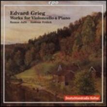 Musica per violoncello e pianoforte - CD Audio di Edvard Grieg