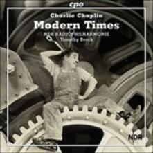 Modern Times (Colonna Sonora) - CD Audio di Charlie Chaplin