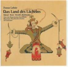 Il paese dei sorrisi (Das Land des Lächelns) - CD Audio di Franz Lehàr