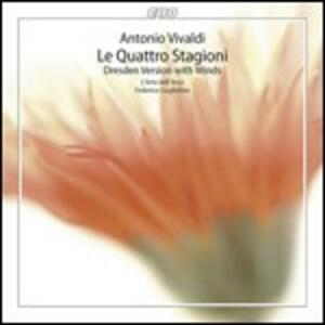 Le quattro stagioni - Vinile LP di Antonio Vivaldi,L' Arte dell'Arco,Federico Guglielmo