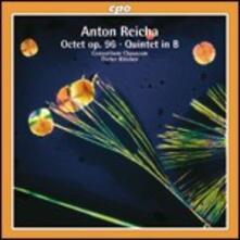 Quintetti con fagotto - CD Audio di Antonin Reicha,Consortium Classicum