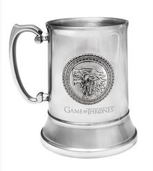 Game Of Thrones: Stark Stainless Steel Stein