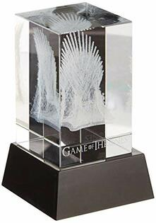 Game Of Thrones - Iron Throne Crystal 3D
