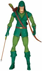 Action Figure DC Direct DC Icons Green Arrow Longobow Hunters Af di azione DC Comics