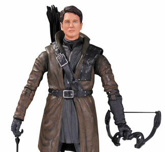Arrow Tv: Malcolm Merlyn Action Figure - 4