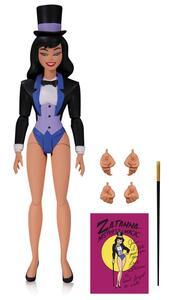 Action Figure Dc Comics Batman The Animated Series Zatanna - 3