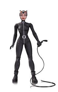 Dc Comics: Designer Series Cooke. Catwoman Action Figure
