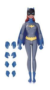 Batman Anim S Batgirl Grays Af - 2