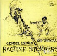 Ragtime Stompers - CD Audio di George Lewis