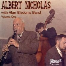 With Alan Elsdon'S Band.. - CD Audio di Albert Nicholas