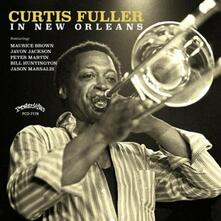 In New Orleans - CD Audio di Curtis Fuller