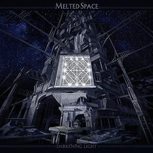 Darkening Light - Vinile LP di Melted Space
