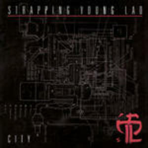 City - Vinile LP di Strapping Young Lad