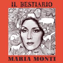 Il bestiario (Limited Edition) - Vinile LP di Maria Monti